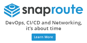 snaproute - KubeCon 2018A