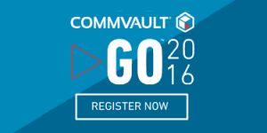 Commvault GO 2016