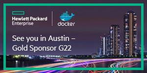 HPE - DockerCon 2017 A