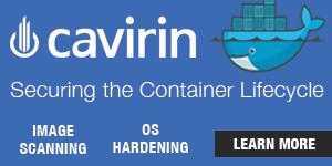 Cavirin - DockerCon 2017 B