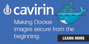 Cavirin - DockerCon 2017 A