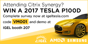 IGEL - Citrix Synergy 2017 B