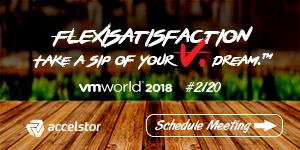 accelstor-vmworld2018A
