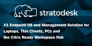 Stratodesk - Citrix Synergy 2018B