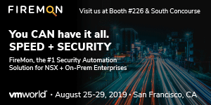 FireMon - vmworld 2019 - A
