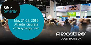 FlexxibleIT - Citrix Synergy 2019B