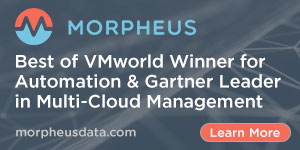 Morpheus - vmworld 2019A