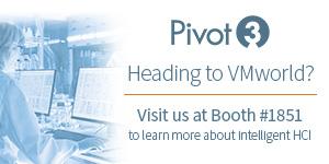 Pivot3 - vmworld 2019 - B