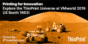 ThinPrint - vmworld 2019 - A