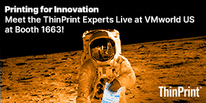 ThinPrint - vmworld 2019 - B