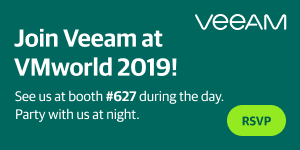 veeam - vmworld 2019 - A