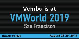 vembu - vmworld 2019A