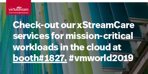 virtustream - vmworld 2019 - B