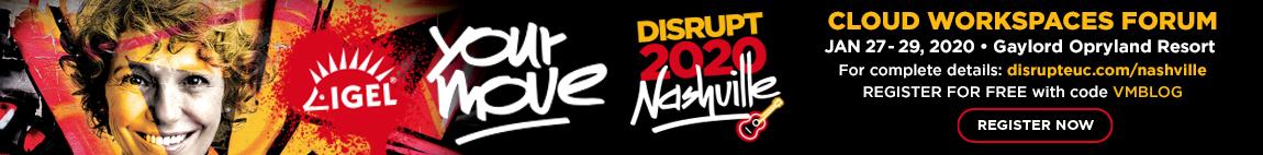IGEL - IGEL Disrupt 2020 - Leaderboard