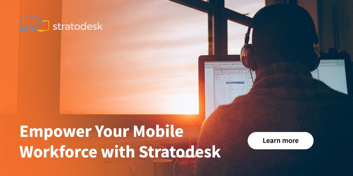 WFH 2020 - Stratodesk - A