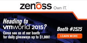 Zenoss Banner A - vmworld 2015