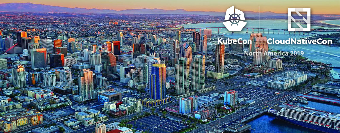 KubeCon + CloudNativeCon 2019