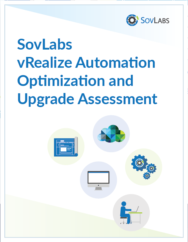 Free: vRA Optimization and Upgrade Assessment