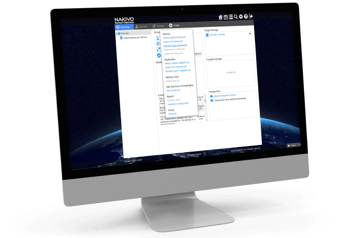 FREE TRIAL: Download the Full-Featured Free Trial of NAKIVO Backup & Replication