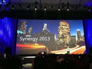 Citrix Synergy Keynote Announcements
