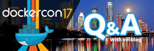 DockerCon 2017 Q&A: HPE Delivering on Container Journey - Hardware, Software and Services at Booth G22