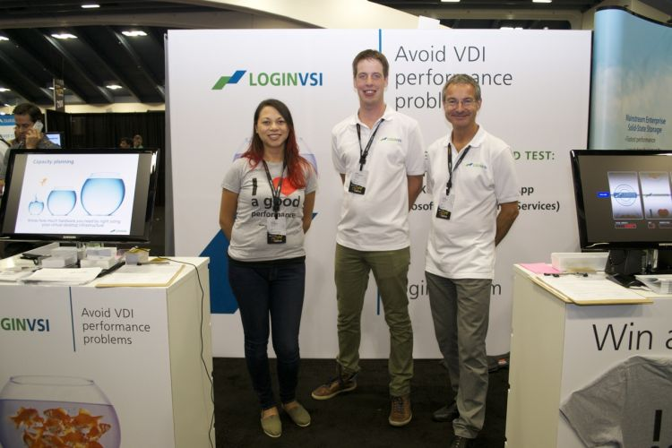Login VSI Booth