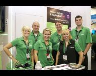 Veeam Booth