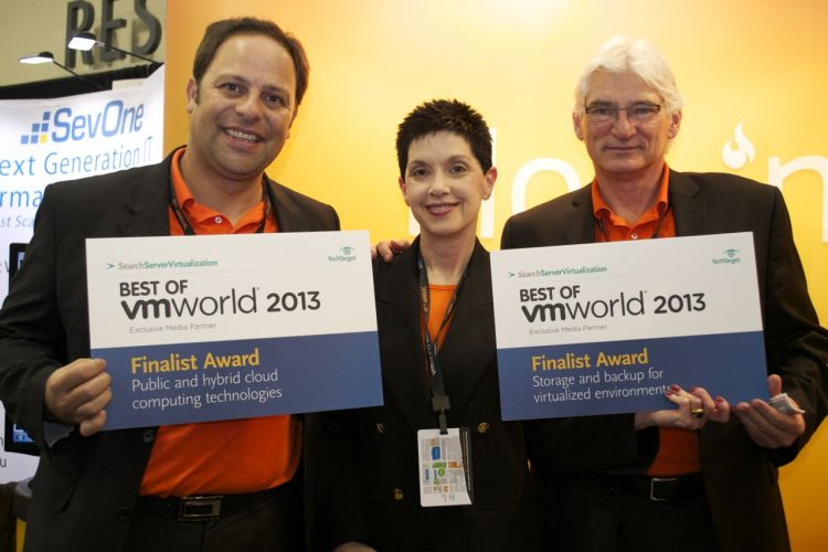 HotLink wins Best of vmworld 2013